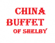 China Buffet Of Shelby