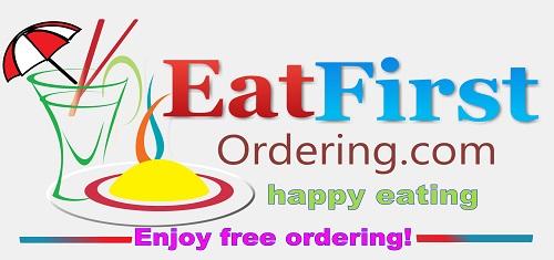 online order food delivery eatfirstordering.com